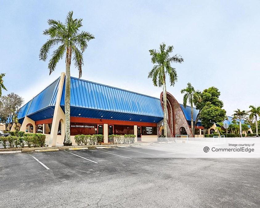 Courtyard Business Center