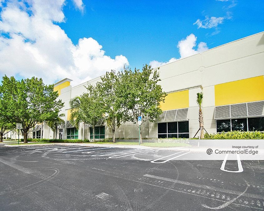 Coral Springs Commerce Center I - Building B