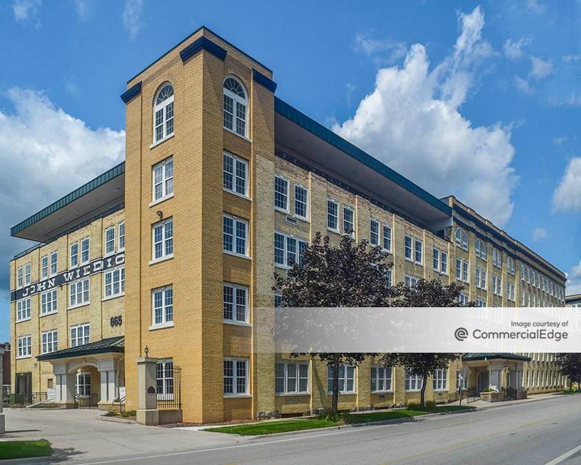 John Widdicomb Building - 665 Seward Avenue NW