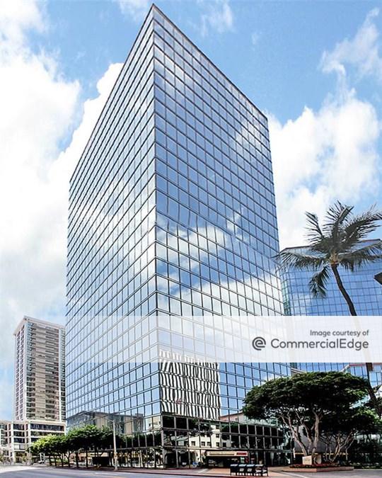 Pacific Guardian Center - Mauka Tower