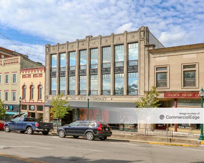 The Wicks Building