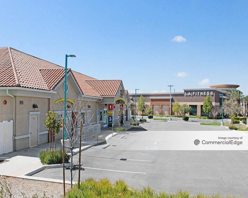 Mission Village Shopping Center