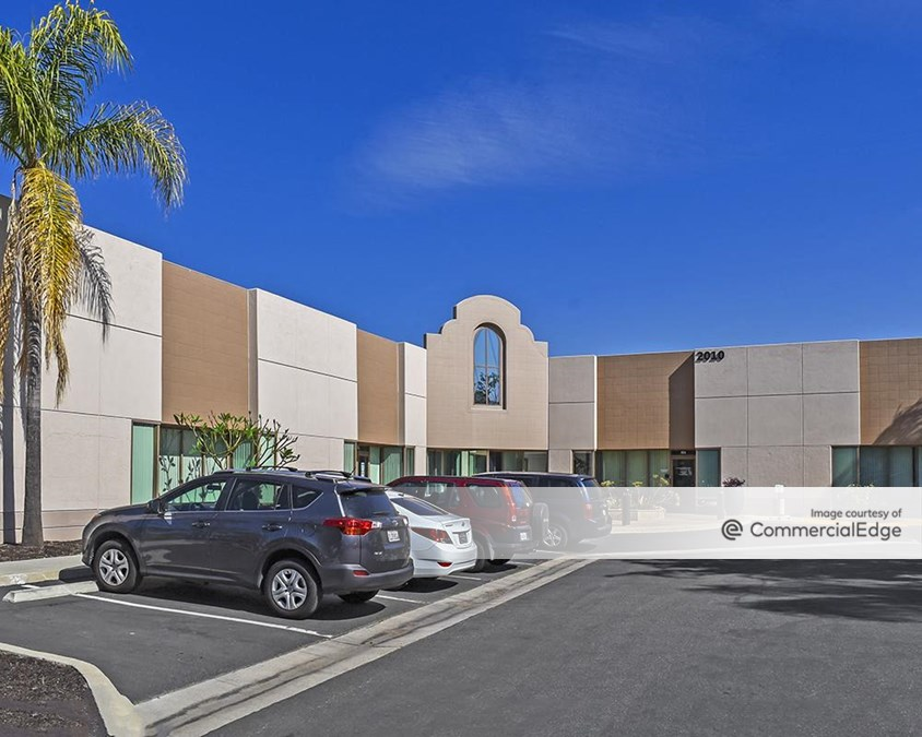Summit Business Center, Building A