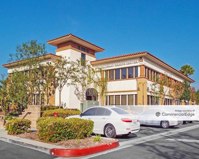 Chino Hills Professional Plaza - 2140 Grand Avenue