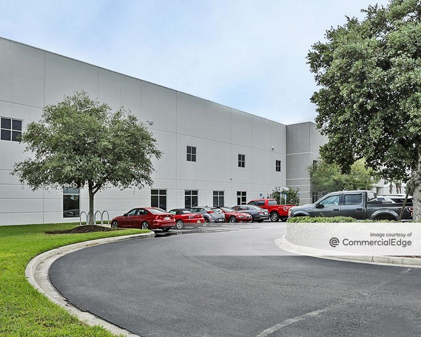 Northpoint Industrial Park - 3600 Port Jacksonville Pkwy