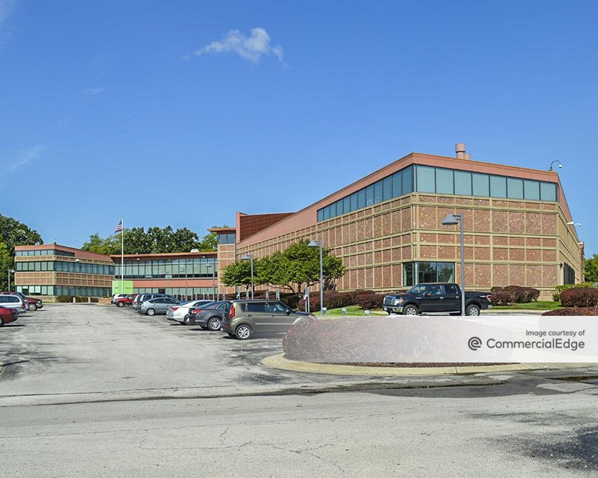 Blue Parkway Office Building