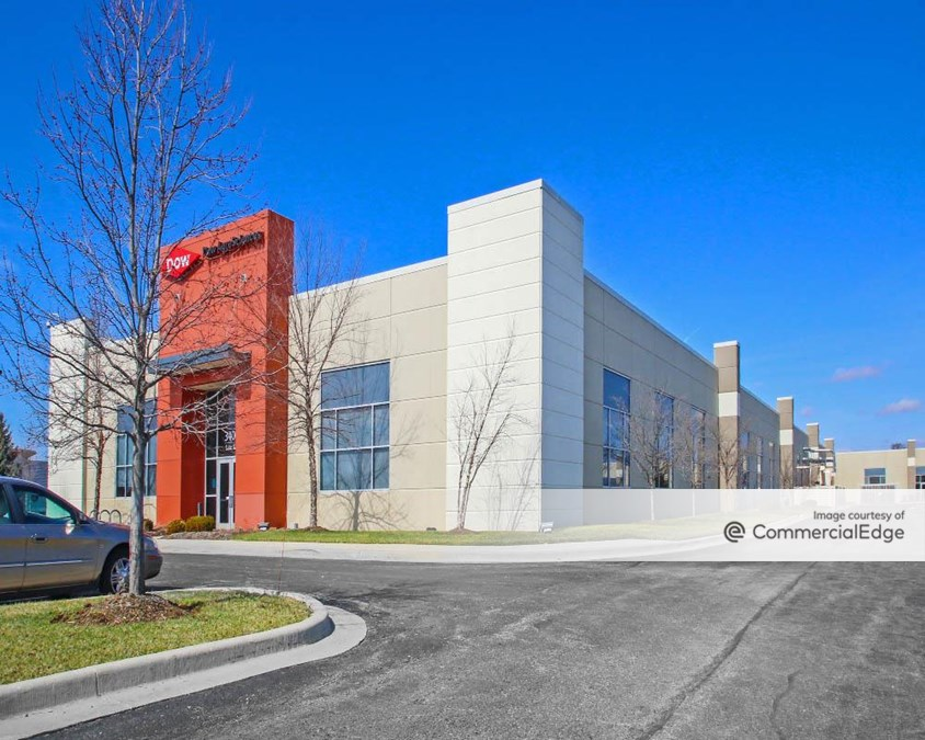 Purdue Research Park - Innovation Center