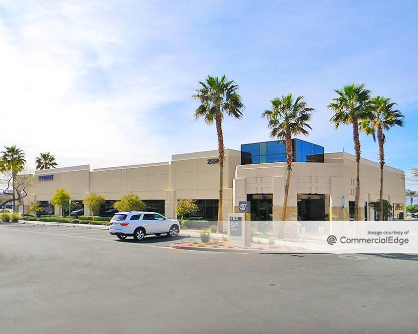 Green Valley Corporate Center South - 2500 & 2550 Paseo Verde Pkwy