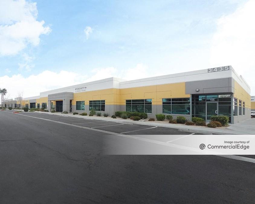 Cheyenne Airport Center - 3355, 3395 & 3435 West Cheyenne Avenue