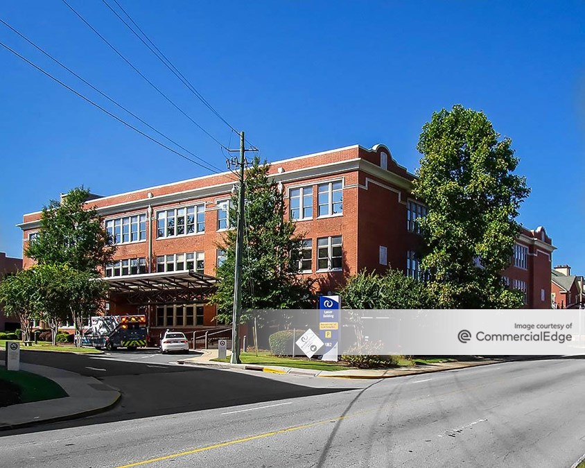 Medical Center Navicent Health - Lanier Building