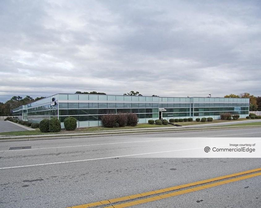 Warner Robins Office Building