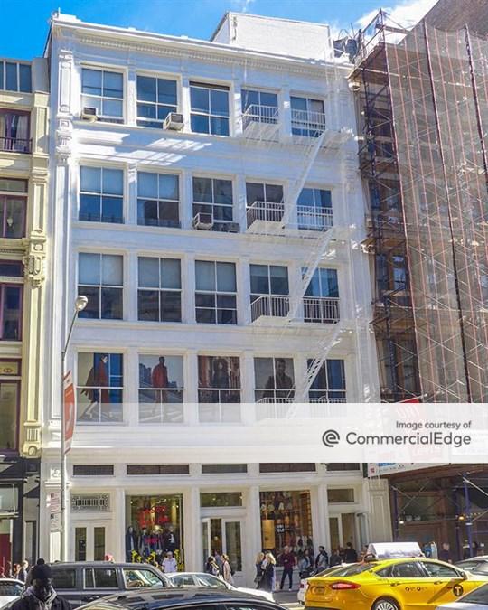 546-548 Broadway & 80-88 Crosby Street