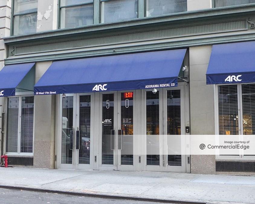 50 West 17th Street