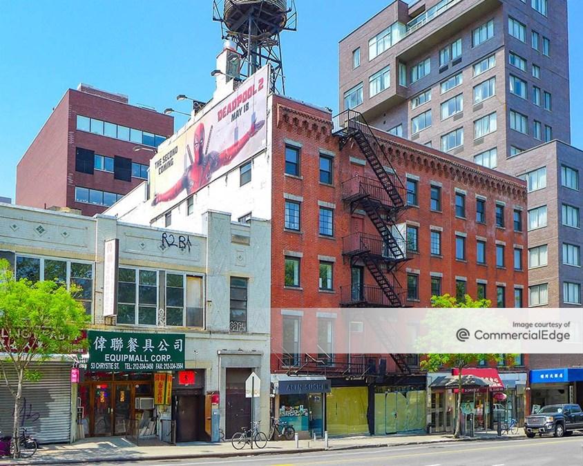 55 Chrystie Street