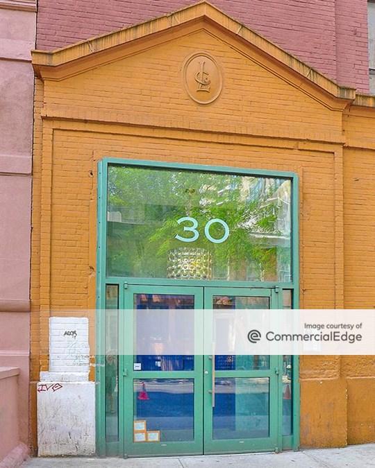 30 Vandam Street