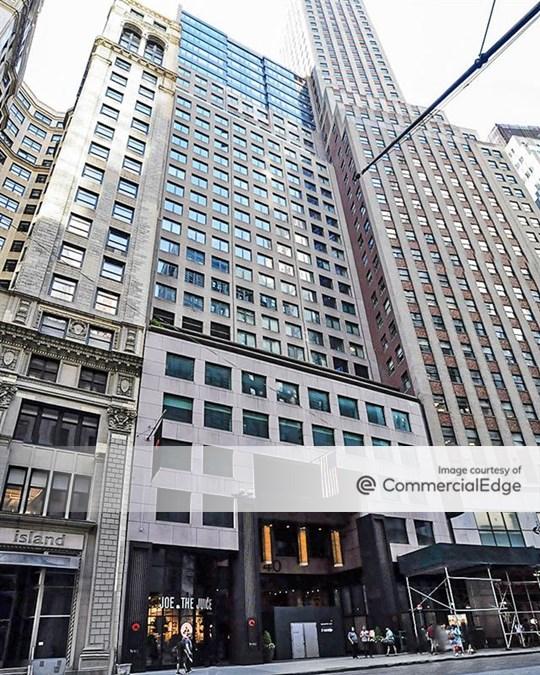 Setai Wall Street