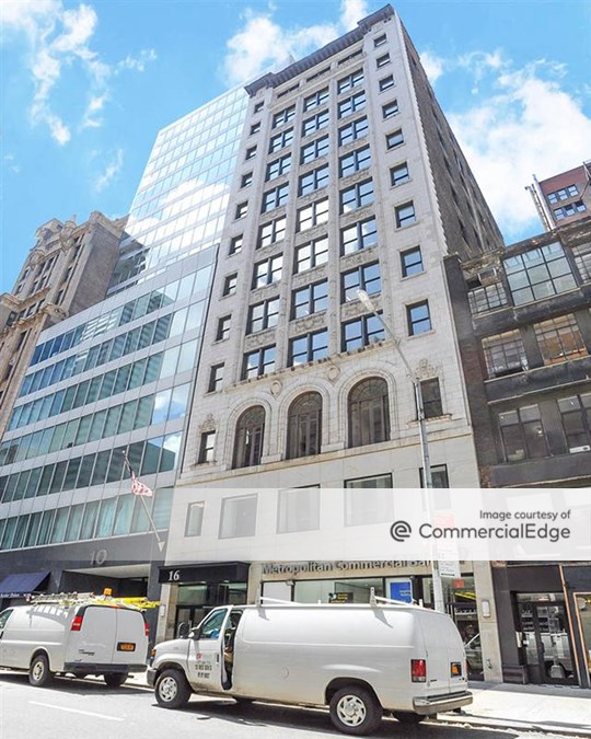 16 West 46th Street