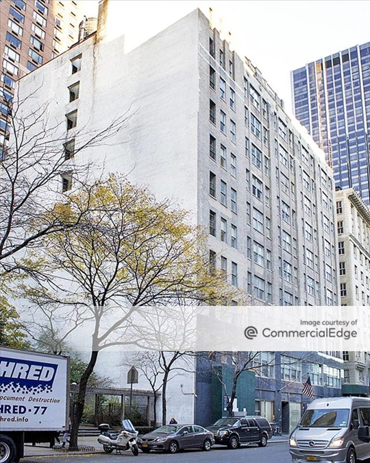 33 West 60th Street