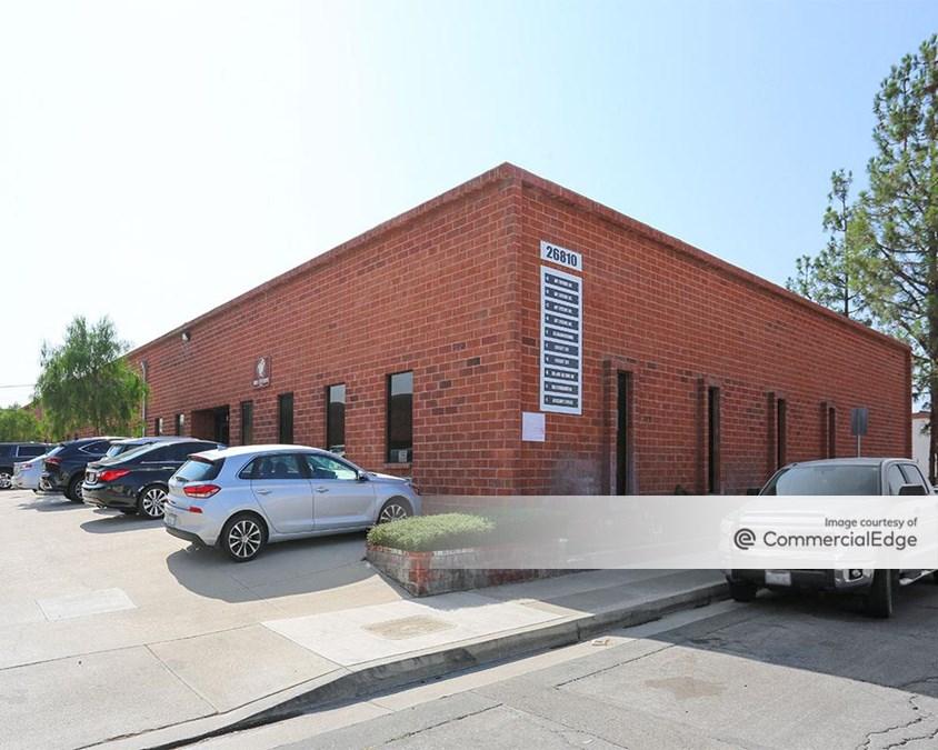 Cornerstone Business Parks - 26810-26818 Oak Avenue
