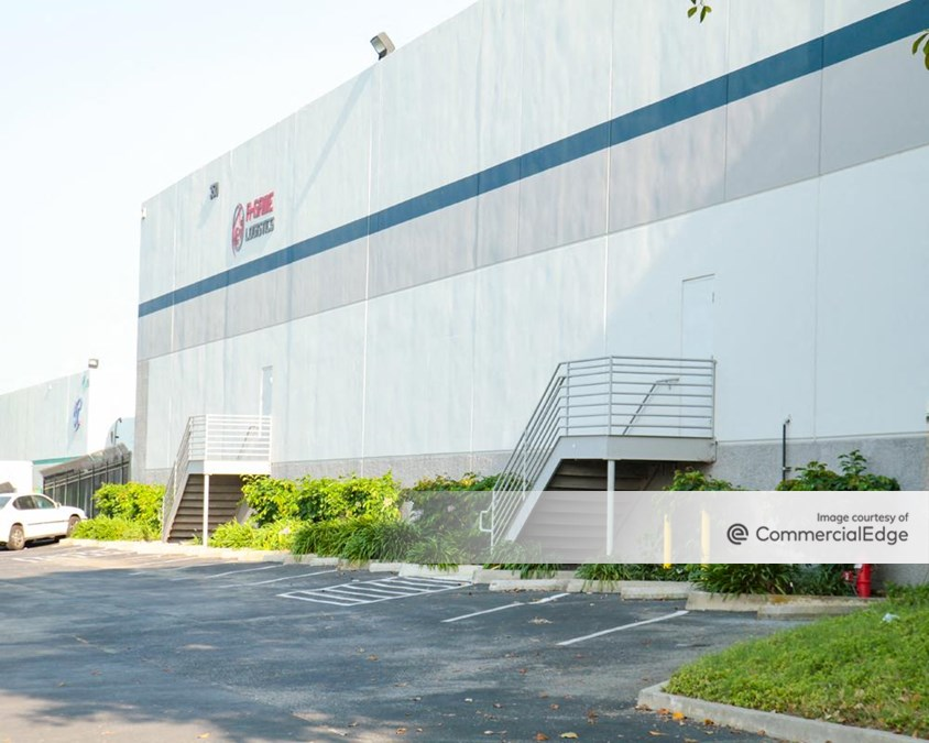 Prologis Dominguez North Industrial Center - 350 West Manville Street