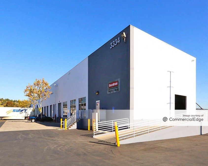 Glendale Commerce Center - 3332-3380 North San Fernando Road
