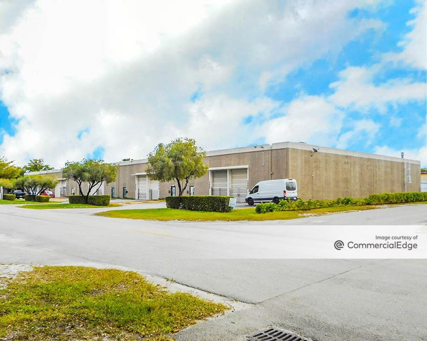 Palmetto Lakes Industrial Park - 5400-5602 NW 161st Street