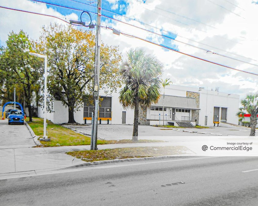4250 NW 135th Street