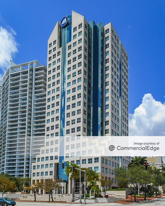 Biscayne Bank Tower