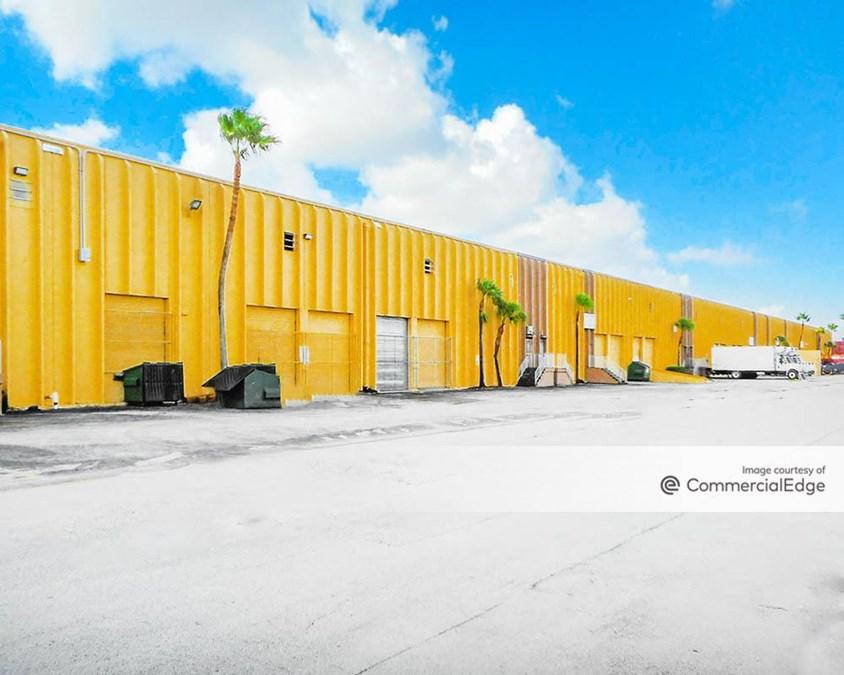 Medley Commerce Center - Buildings M & L