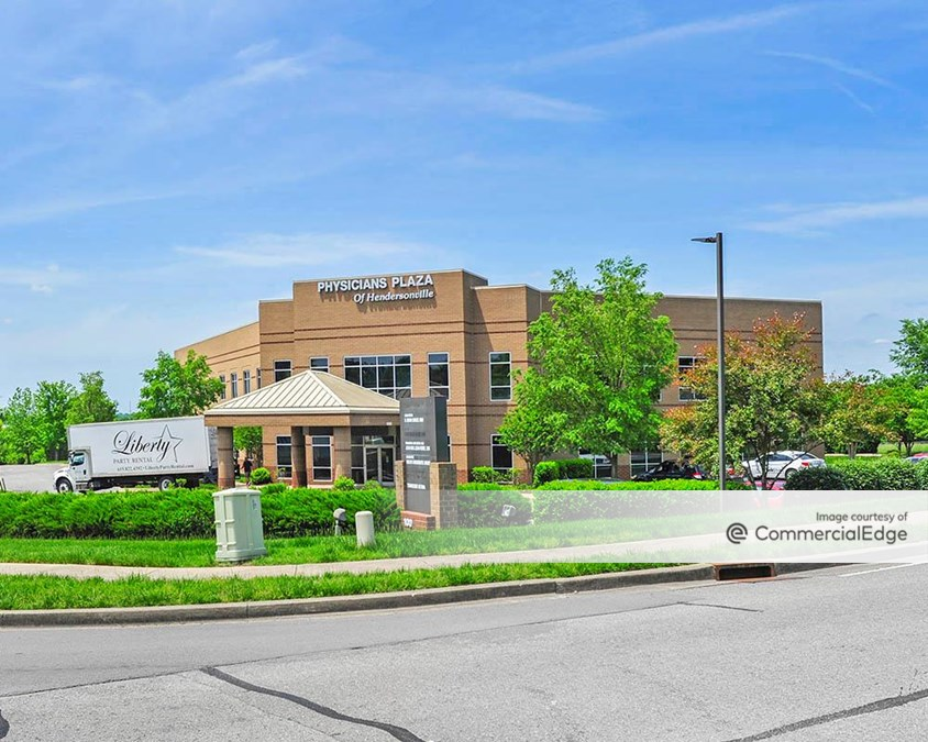 Physicians Plaza of Hendersonville