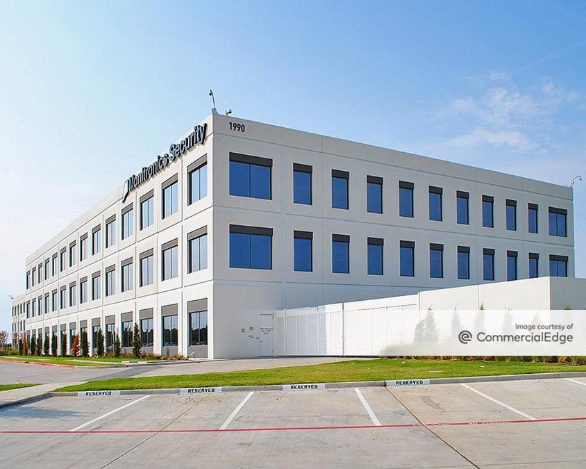 Mercer Business Park - Monitronics Headquarters