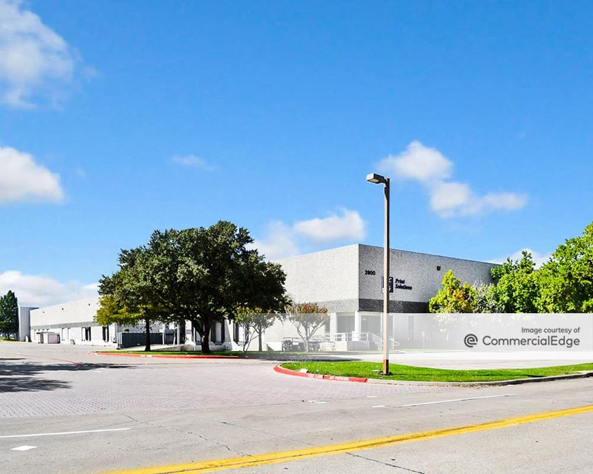 Post & Paddock Industrial Park - 2800 & 2890 112th Street & 1325 114th Street