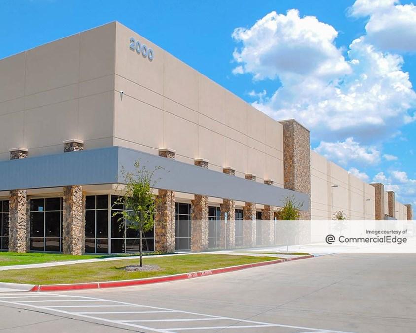 DFW Airport North Distribution Center II