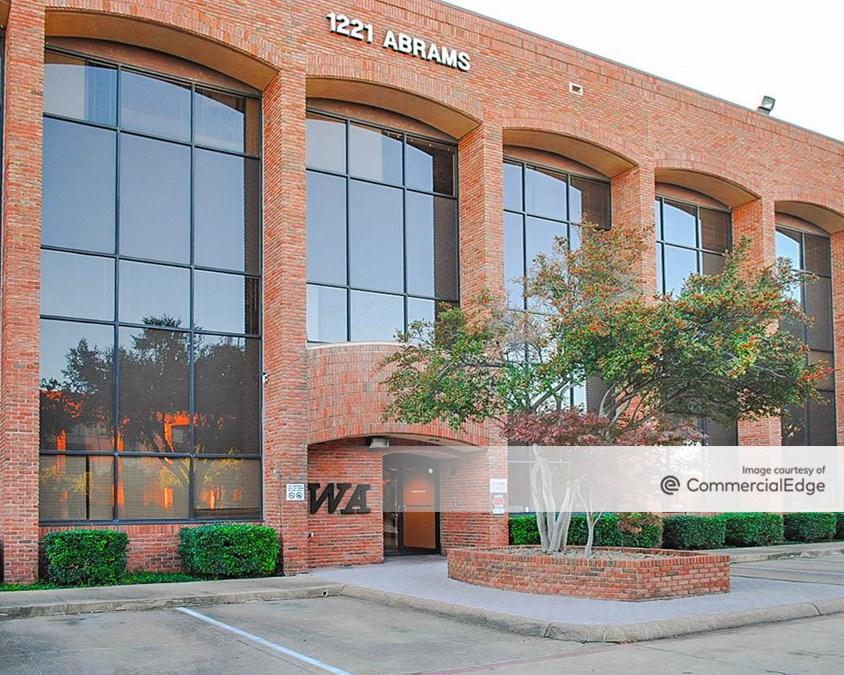 Walnut Abrams Plaza - Building I