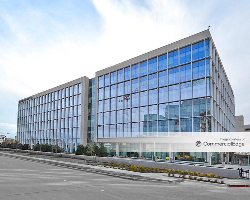 JPMorgan Headquarters at Legacy West