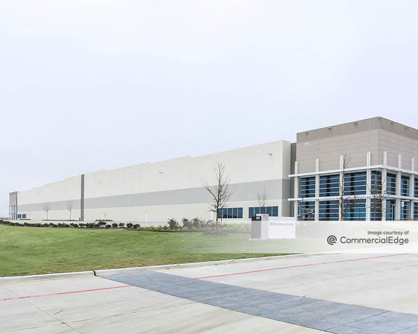 DFW Commerce Center - Building 1