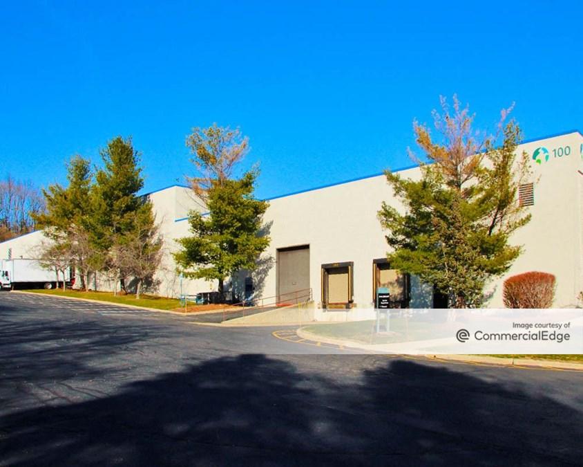 Mahwah Corporate Campus - 100 Corporate Drive