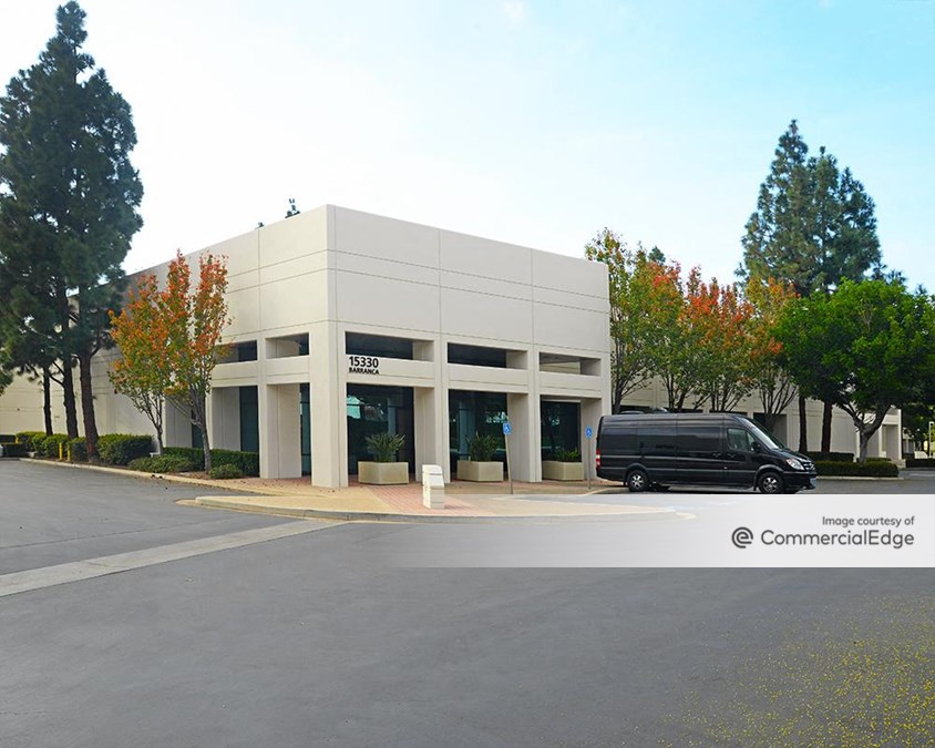 Lakeview Business Center - 15320 & 15330 Barranca Pkwy