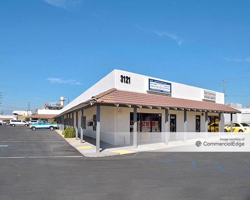 1130, 1138 & 1140 North Kraemer Blvd & 3121 East La Palma Avenue