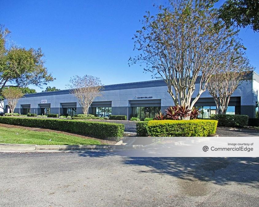 Airport Commerce Center - 8249 & 8351 Parkline Blvd & 1629 & 1630 Prime Court