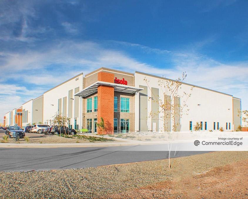 Southeast Phoenix Distribution Center - 6565 West Frye Road