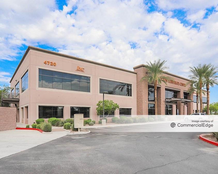 The Cotton Center - Cotton Corporate Center III