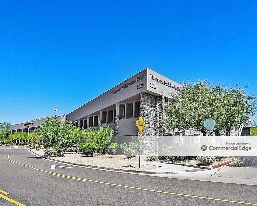 Thompson Peak Medical Plaza