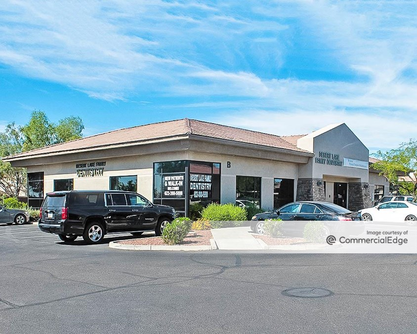 Desert Lake Professional Plaza
