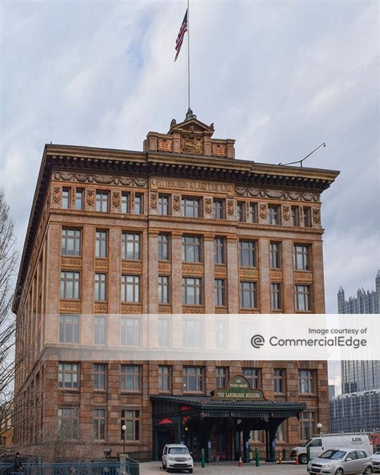 Landmarks Building