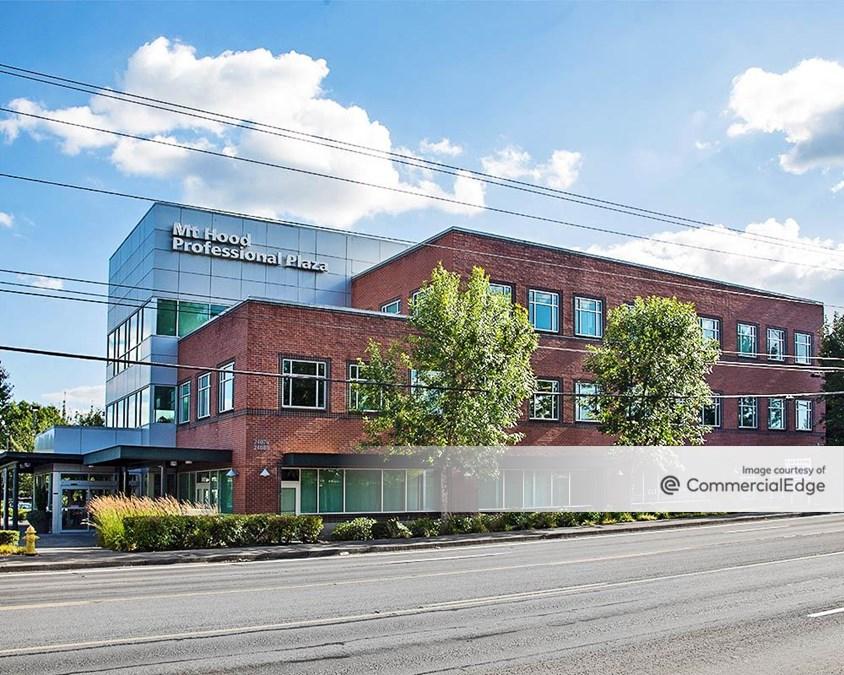 Mount Hood Professional Plaza