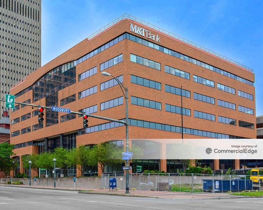 Three City Center