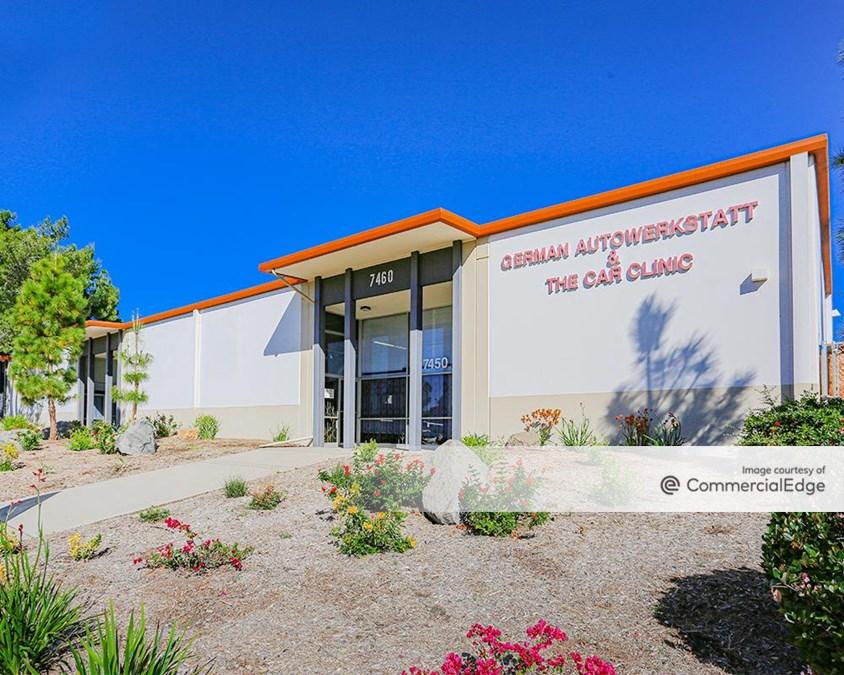 McGrath Highlands Industrial Center