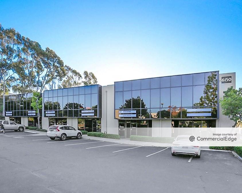 Lusk I Business Park - 6150, 6160 Lusk Blvd & 10225 Barnes Canyon Road