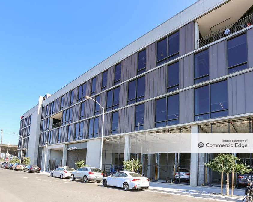 100 Hooper - South Building